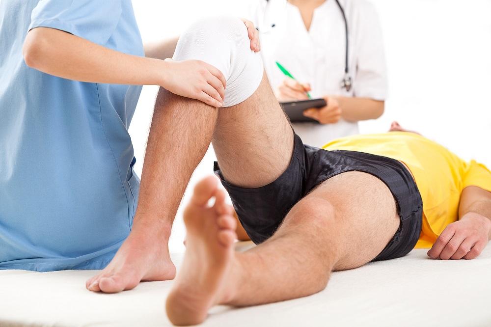 sports injury  Jackson, MS